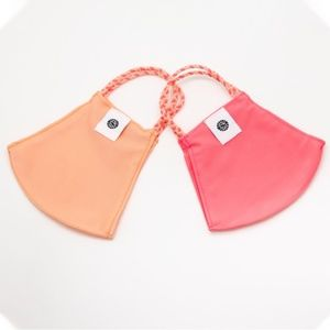 Two Pomchies Face Masks